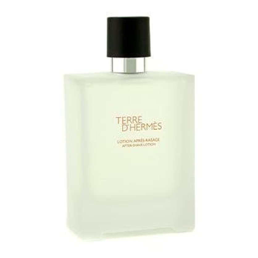 ゲート冷蔵庫通常Hermes Terre D'Hermes After Shave Lotion - 100ml/3.3oz by Hermes [並行輸入品]