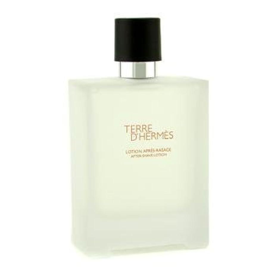 枯渇するテレックストラフHermes Terre D'Hermes After Shave Lotion - 100ml/3.3oz by Hermes [並行輸入品]