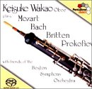 Keisuke Wakao Plays Mozart, Bach, Britten, Prokofiev with Friend of the Boston Symphony Orchestra 画像