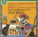 Sorcerer's Apprentice / La Boite a Joujoux