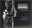 Brahms & Mozart Clarinet Quintet
