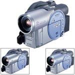 HITACHI DZ-MV550 DVDビデオカメラ