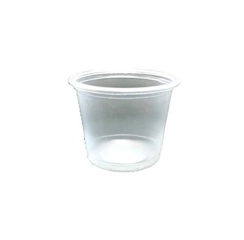 ニッチプラス 熱さに強い試飲・試食カップ クリア 1オンス30ml 250個入
