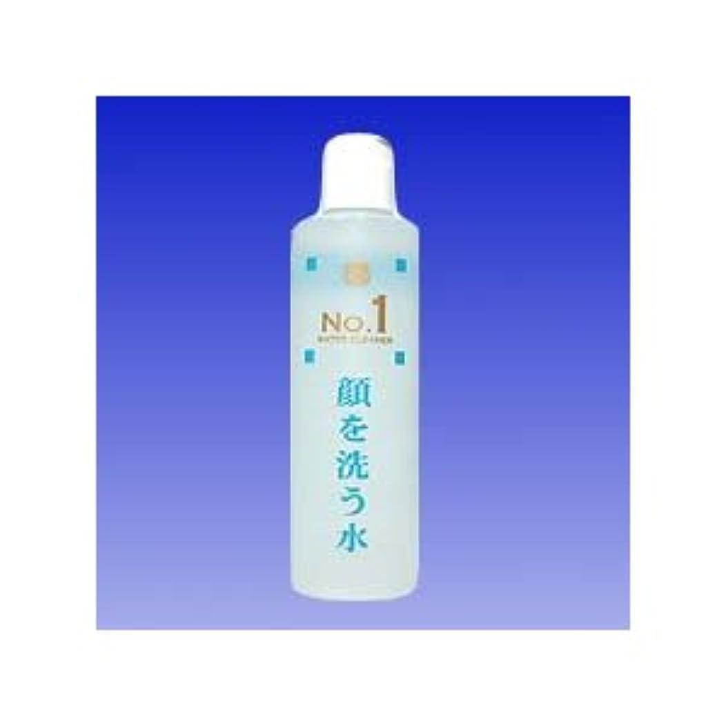 壁投資電化する顔を洗う水シリーズ ウォータークリーナーNo1:1000ml