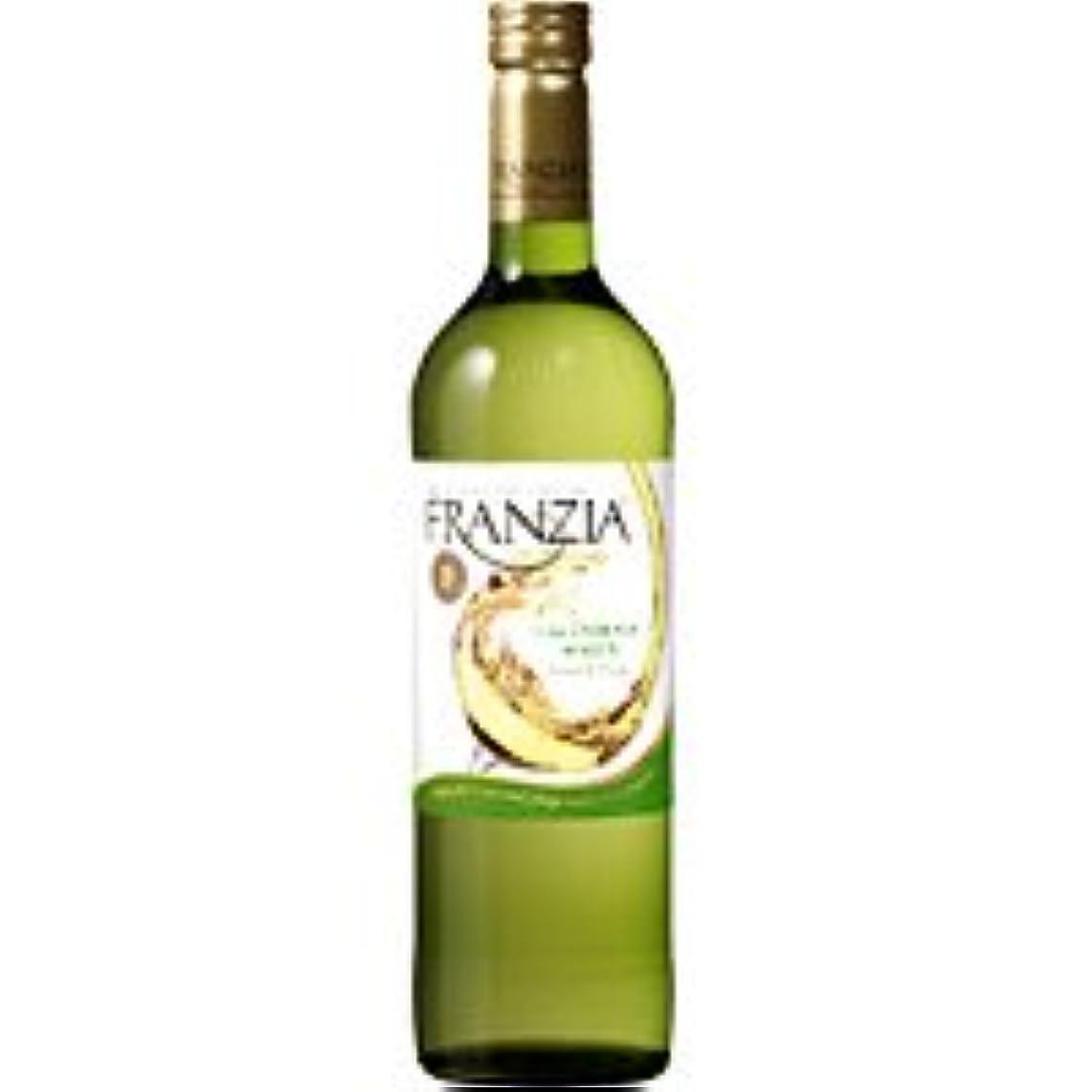 アンペア締め切り収入フランジア 白 750ml瓶(スクリューキャップ) 750ML 1本