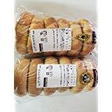コストコ ベーカリー ベーグル 2袋 (1袋6個入)COSTCO Bakery Bagel 2 bags(1 bag 6 pieces) (Cinnamon Raisinシナモンレーズン*Chocolate chip チョコチップ)