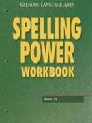 Glencoe Language Arts, Grade 12, Spelling Power Workbook