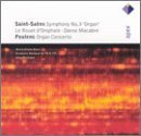 Organ Cto / Sym 3 Organ - Apex by Saint-Saens (2002-09-17)