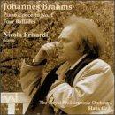 Brahms: Piano Works 1