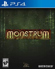 Monstrum playstation 4 モンスラムプレイステーション4北米英語版 [並行輸入品]