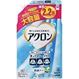 アクロン ナチュラルソープの香り 詰替 大サイズ 900ml×6点