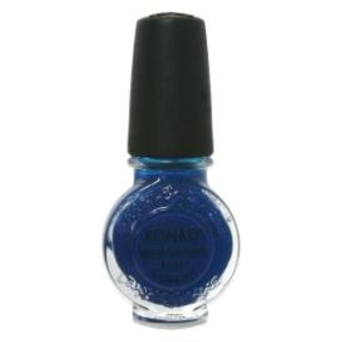 遠近法意志に反する実行可能お急ぎ KONAD コナド スタンピングネイルアート 専用ポリッシュ s22 ブルー(11ml)