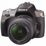 ソニー SONY デジタル一眼レフカメラ α330 ズームレンズキット ブラック DSLRA330L/B