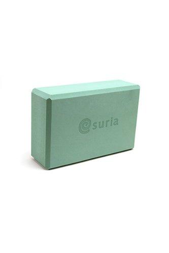 suria(スリア) [ヨガブロック リーフグリーン]