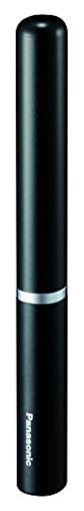 軽減爆発司書パナソニック スティックシェーバー メンズシェーバー 1枚刃 黒 ER-GB20-K