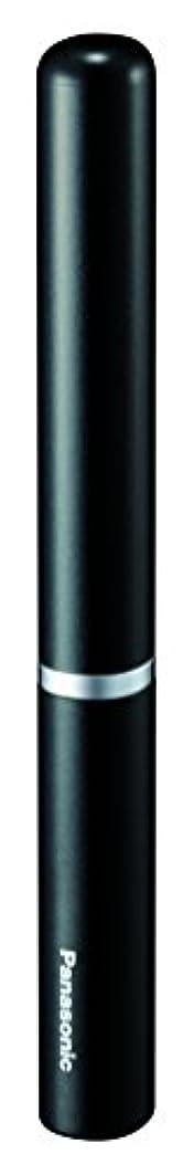 彼は縮れた翻訳者パナソニック スティックシェーバー メンズシェーバー 1枚刃 黒 ER-GB20-K