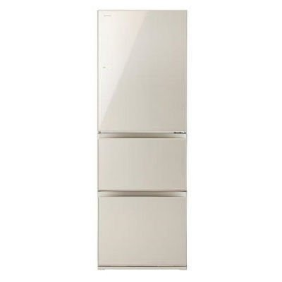東芝 冷凍冷蔵庫 VEGETA サテンゴールド 右開き 363L GR-K36SXV(EC) GR-K36SXV(EC)