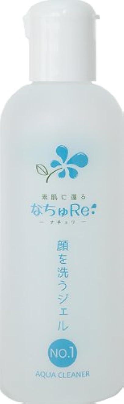 腰成分クリップNO.1 アクアクリーナー「顔を洗うジェル」(250ml)