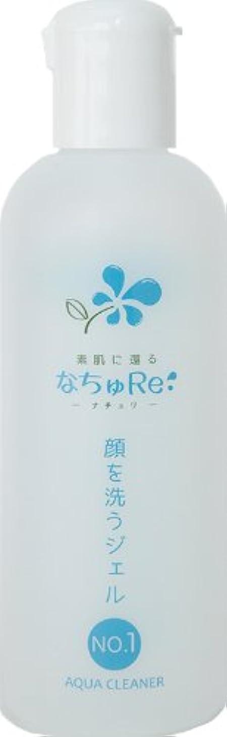 クリック魂ルーフNO.1 アクアクリーナー「顔を洗うジェル」(250ml)