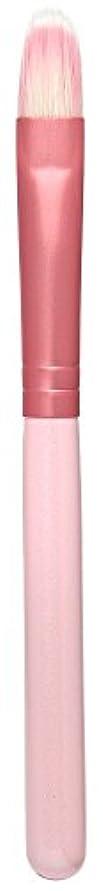 動く少しチューブ熊野筆 Purin 3D型アイシャドゥブラシL(ピンク) KOYUDO Collection