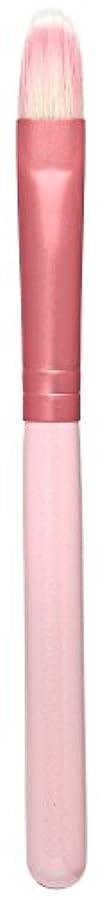 討論許容導入する熊野筆 Purin 3D型アイシャドゥブラシL(ピンク) KOYUDO Collection
