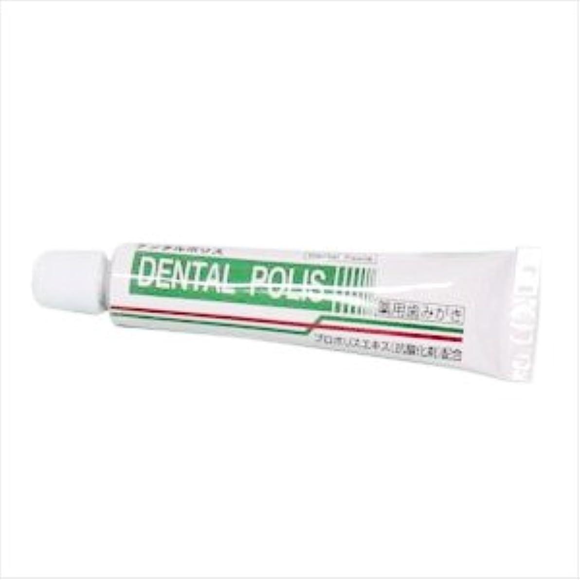 共感するなぜならプラスチック医薬部外品 デンタルポリスDX(8g) お試し用