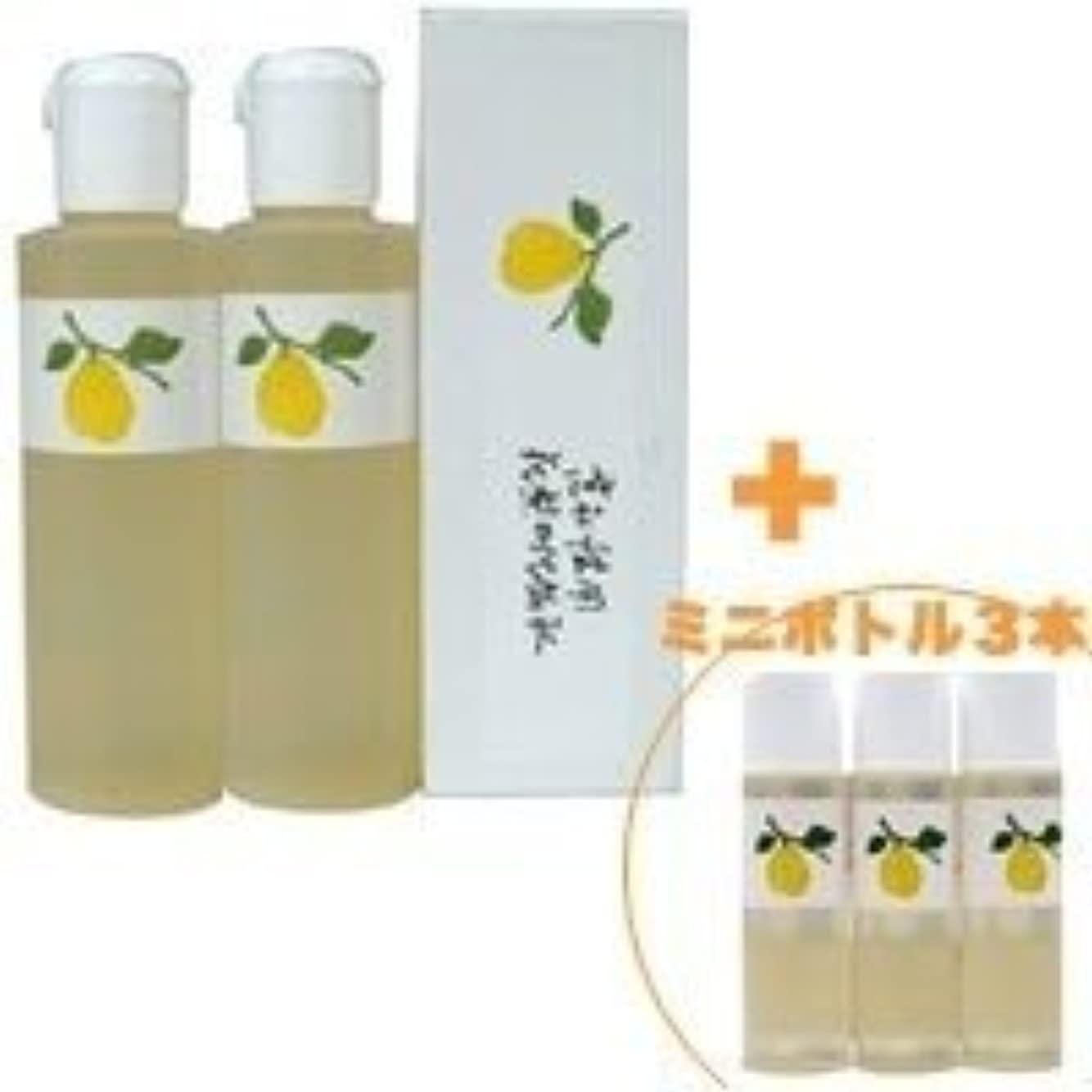 スーダンそれぞれトランスミッション花梨の化粧水 200ml 2本&ミニボトル 3本 美容液 栄養クリームのいらないお肌へ 保湿と乾燥対策に