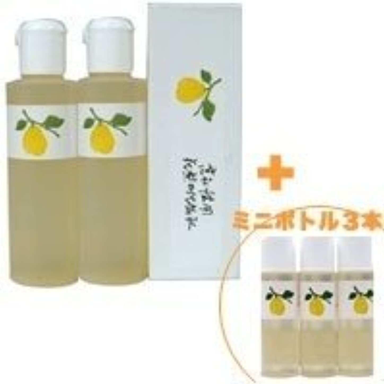 ダイジェスト専門用語ヒープ花梨の化粧水 200ml 2本&ミニボトル 3本 美容液 栄養クリームのいらないお肌へ 保湿と乾燥対策に