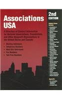 Associations USA: A Directory of Contact Information for National Associations, Foundations, And Other Nonprofit Organizations in the United States And Canada
