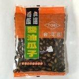 スイカの種 食用 醤油西瓜子 醤油味 台湾産 お茶うけ 厳選特級 大粒 300g