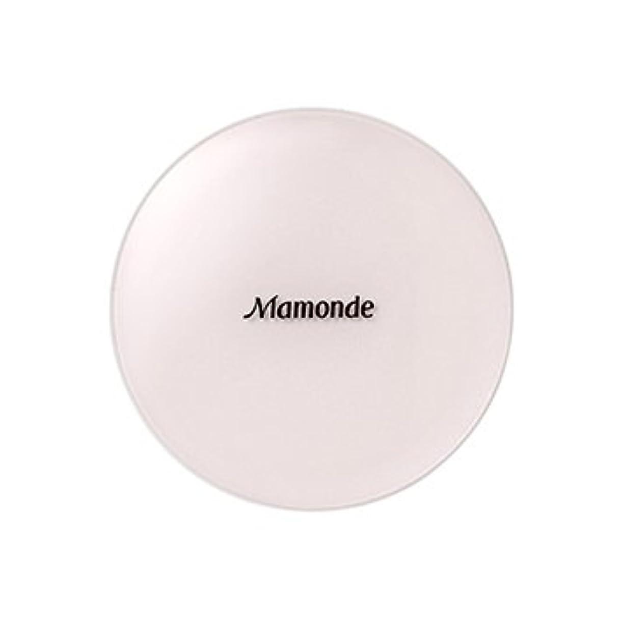 侵入する心配する誇張[New] Mamonde Brightening Cover Ampoule Cushion 15g/マモンド ブライトニング カバー アンプル クッション 15g (#21C Medium Peach) [並行輸入品]