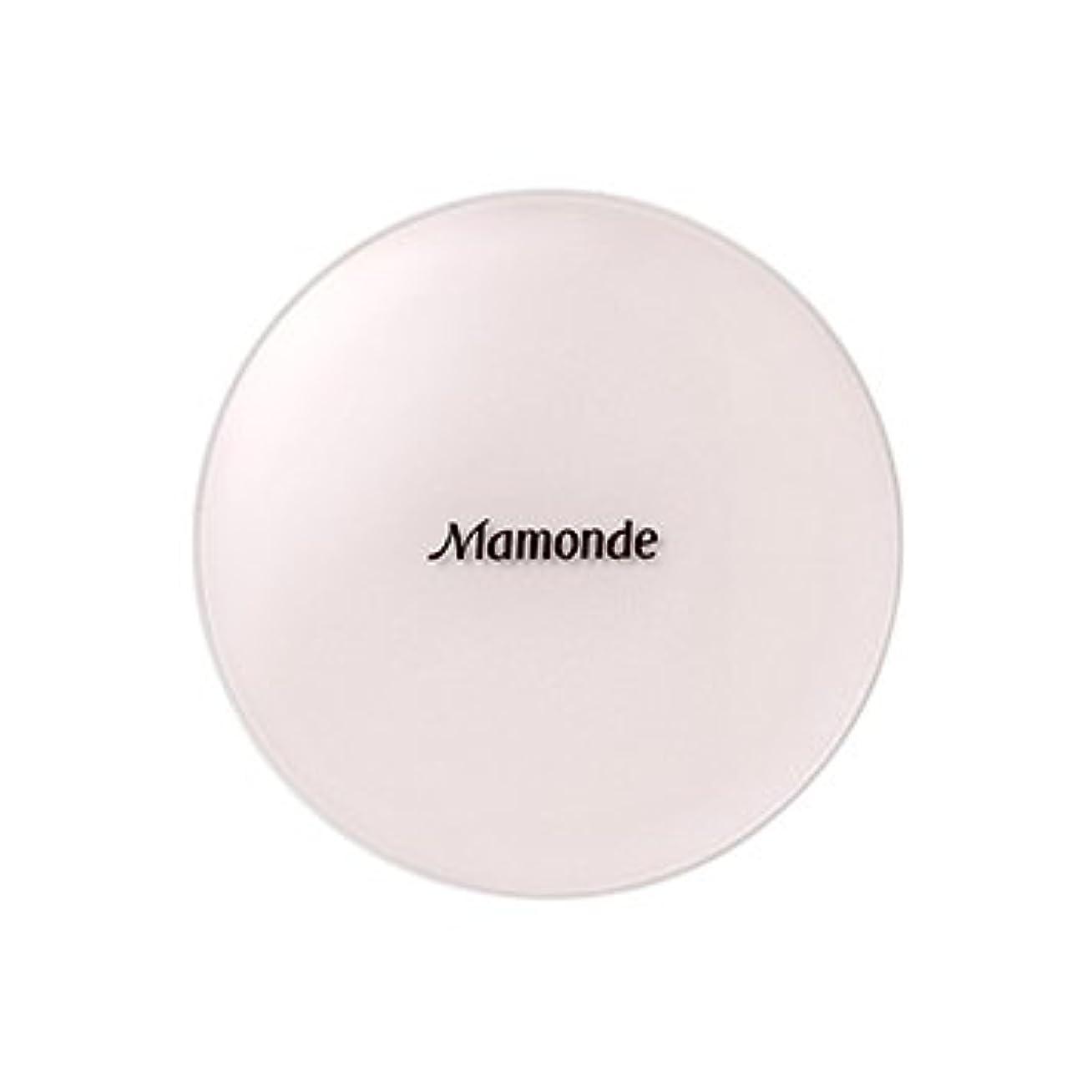 入り口してはいけませんゲージ[New] Mamonde Brightening Cover Ampoule Cushion 15g/マモンド ブライトニング カバー アンプル クッション 15g (#17 Light Peach) [並行輸入品]
