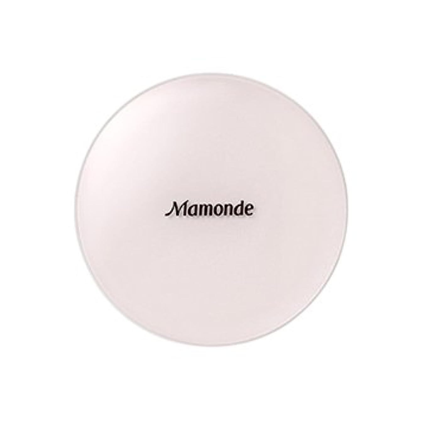 刺繍献身裁量[New] Mamonde Brightening Cover Ampoule Cushion 15g/マモンド ブライトニング カバー アンプル クッション 15g (#21C Medium Peach) [並行輸入品]