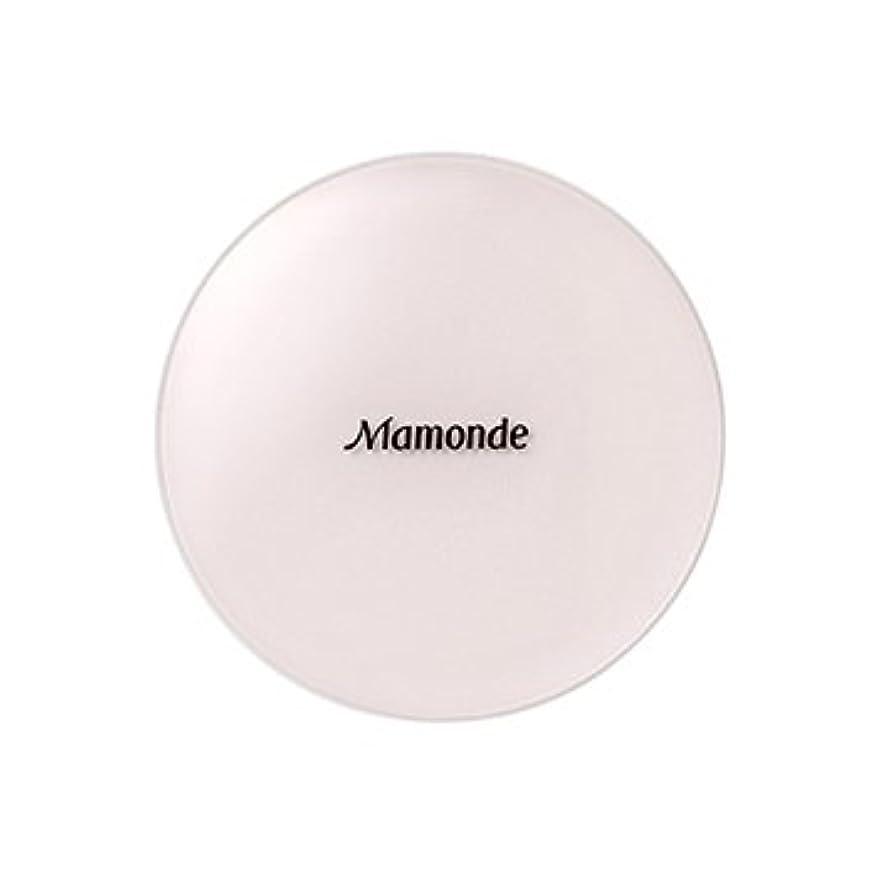 きらめき出版のため[New] Mamonde Brightening Cover Ampoule Cushion 15g/マモンド ブライトニング カバー アンプル クッション 15g (#21C Medium Peach) [並行輸入品]