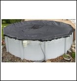 Arctic Armor WC642 18'x40' Oval Above Ground Mesh Winter Cover