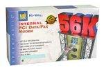 iRiver 56K INT PCI V.90 MODEM-DATA FAX TAD PNP ( H56IP-00R ) [並行輸入品]