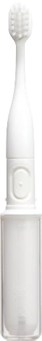 アデレードケント優遇ラドンナ 携帯音波振動歯ブラシ mix (ミックス) MIX-ET ホワイト