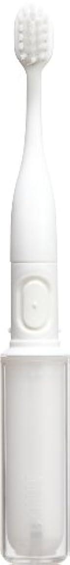 啓示忠実にモジュールラドンナ 携帯音波振動歯ブラシ mix (ミックス) MIX-ET ホワイト