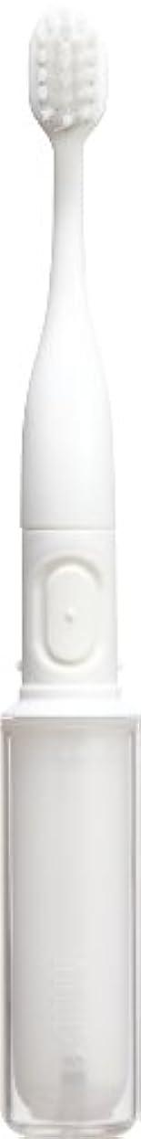 信頼性耐久不利益ラドンナ 携帯音波振動歯ブラシ mix (ミックス) MIX-ET ホワイト
