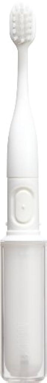 いろいろ望ましい直感ラドンナ 携帯音波振動歯ブラシ mix (ミックス) MIX-ET ホワイト