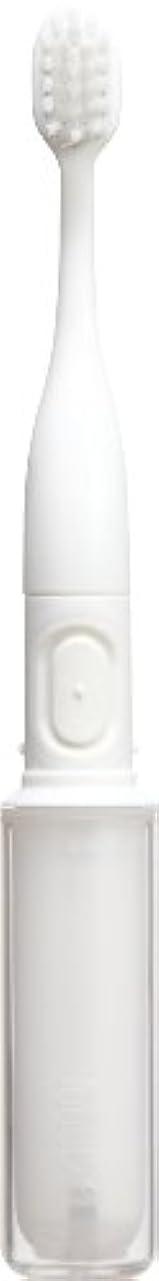 警官ふさわしい飼料ラドンナ 携帯音波振動歯ブラシ mix (ミックス) MIX-ET ホワイト
