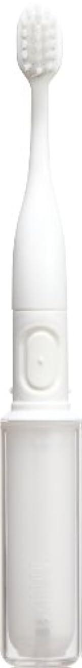 ソファーアドバンテージうめき声ラドンナ 携帯音波振動歯ブラシ mix (ミックス) MIX-ET ホワイト