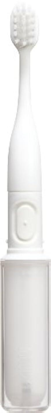雑種うまくいけば精巧なラドンナ 携帯音波振動歯ブラシ mix (ミックス) MIX-ET ホワイト