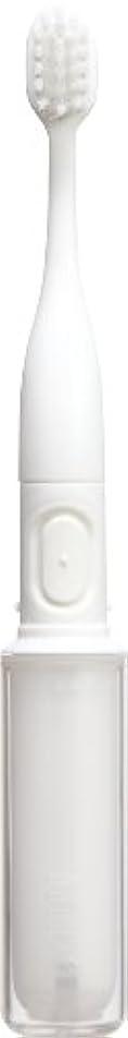 みぞれ教育する不正ラドンナ 携帯音波振動歯ブラシ mix (ミックス) MIX-ET ホワイト