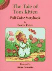 The Tale of Tom Kitten: Full-Color Storybook (Dover Little Activity Books)
