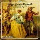 Cannabich: Flute Quintets