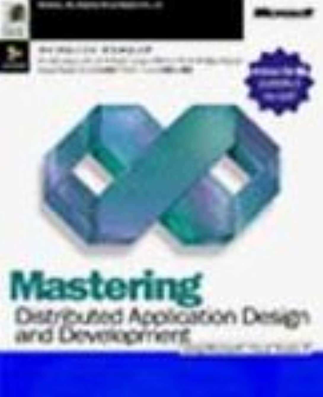 熱心な香港ベックスMastering Distributed Application Design And Development アカデミックパック