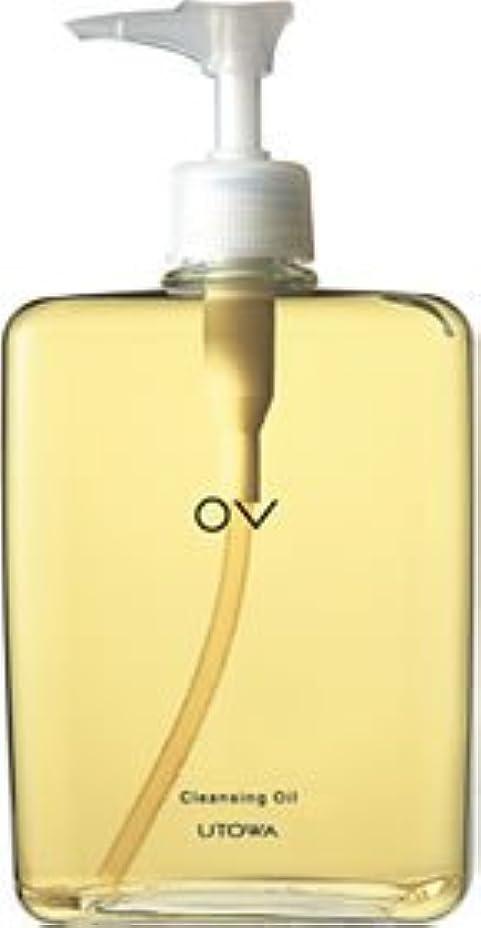 名詞まっすぐにする腹部ウトワ OVクレンジングオイル(420ml)