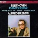 Beethoven: Piano Sonatas - Moonlight, Pathetique, Appassionata