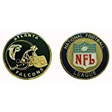 Falcons Collectible Challenge coin-ロゴPoker – Luckyチップ